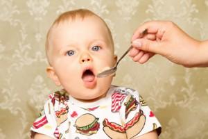 gesundes anstatt fastfood